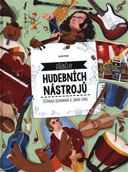 Obálka titulu Příběhy hudebních nástrojů