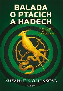 Obálka titulu Balada o ptácích a hadech