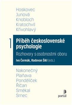 Obálka titulu Příběh československé psychologie I.