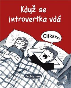 Obálka titulu Když se introvertka vdá