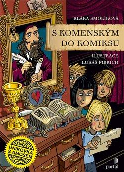 Obálka titulu S Komenským do komiksu