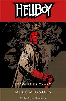 Obálka titulu Hellboy 4: Pravá ruka zkázy