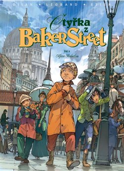 Obálka titulu Čtyřka z Baker Street 2