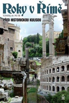 Obálka titulu Roky v Římě