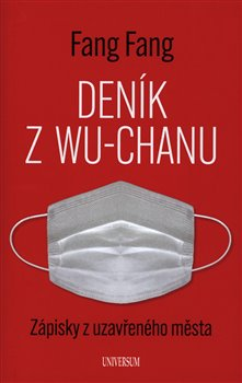 Obálka titulu Deník z Wu-chanu