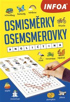 Obálka titulu Mini hry - Osmisměrky/Osemsmerovky - Angličtina