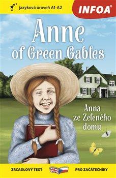 Obálka titulu Četba pro začátečníky - Anne of Green Gables (A1 - A2)