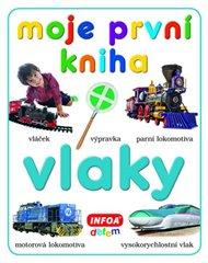 Moje první kniha - vlaky