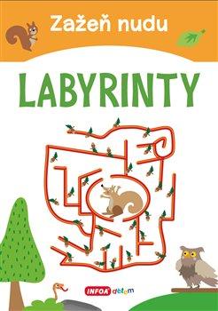 Obálka titulu Zažeň nudu – Labyrinty