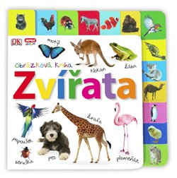 Obrázková kniha - Zvířata