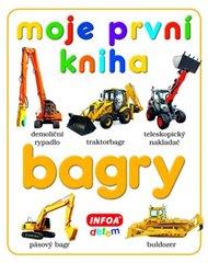 Moje první kniha - bagry