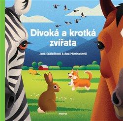 Obálka titulu Divoká a krotká zvířata
