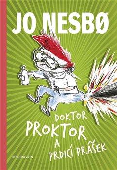 Obálka titulu Doktor Proktor a prdicí prášek