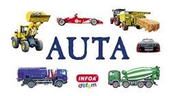 Obálka titulu Skládanka - Auta