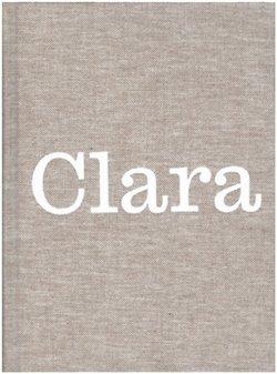 Obálka titulu Clara