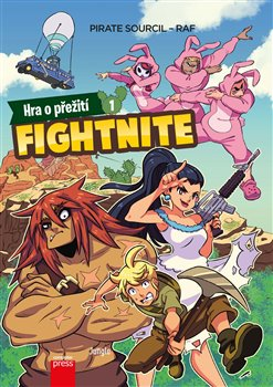 Obálka titulu Fightnite - Hra o přežití