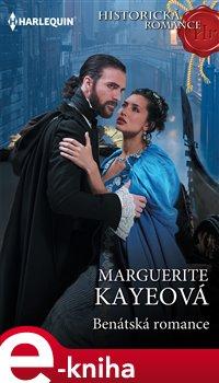 Obálka titulu Benátská romance