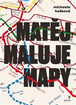 Obálka titulu Matěj maluje mapy