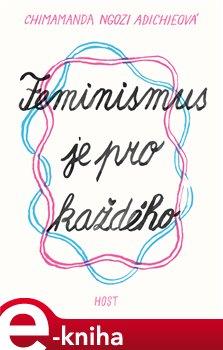 Obálka titulu Feminismus je pro každého