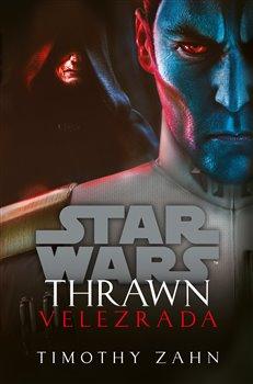 Obálka titulu Star Wars - Thrawn. Velezrada