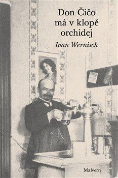 Obálka titulu Don Čičo má v klopě orchidej