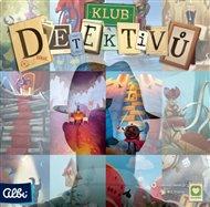 Klub detektivů - ilustrovaná desková hra