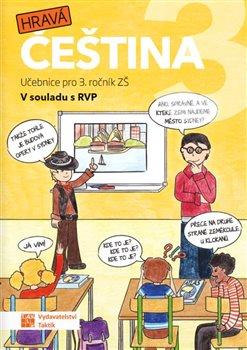 Hravá čeština 3 – učebnice