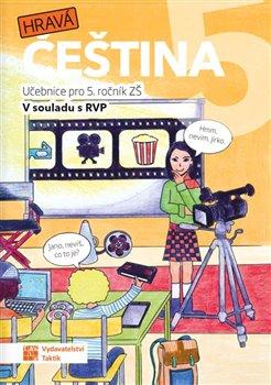 Hravá čeština 5 - učebnice