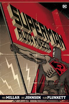 Obálka titulu Superman: Rudá hvězda