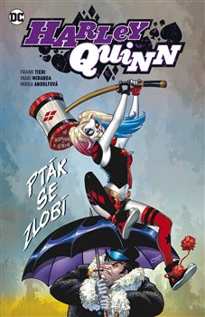 Obálka titulu Harley Quinn 6: Pták se zlobí