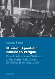 Mission: Apostolic Nuncio in Prague