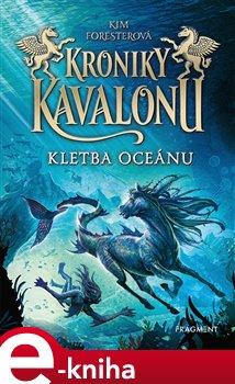 Obálka titulu Kroniky Kavalonu - Kletba oceánu