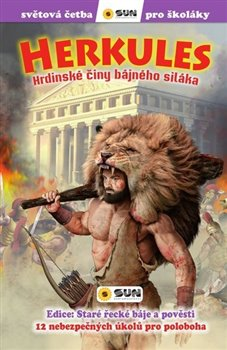 Obálka titulu Herkules
