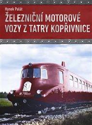Železniční motorové vozy z Tatry Kopřivnice