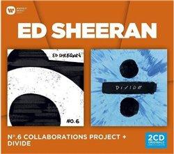 Obálka titulu ÷ & NO.6 collaborations project