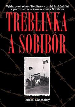 Obálka titulu Treblinka a Sobibór
