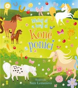 Obálka titulu Koně a poníci