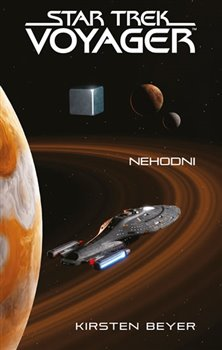 Obálka titulu Star Trek: Voyager – Nehodni