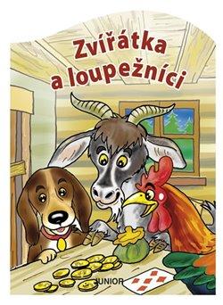 Obálka titulu Zvířátka a loupežníci