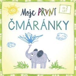 Obálka titulu Moje první čmáránky - slon
