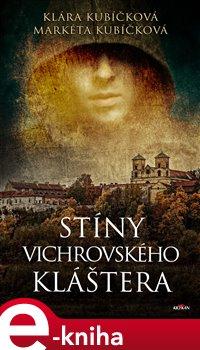 Obálka titulu Stíny Vichrovského kláštera