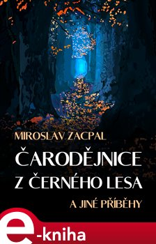 Obálka titulu Čarodějnice z černého lesa