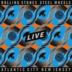 Obálka titulu Steel Wheels Live