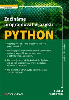 Obálka titulu Začínáme programovat v jazyku Python