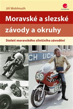 Obálka titulu Moravské a slezské závody a okruhy
