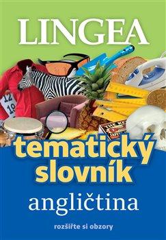 Obálka titulu Tematický slovník - Angličtina