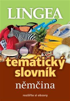 Obálka titulu Tematický slovník - Němčina