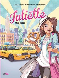 Obálka titulu Juliette v New Yorku
