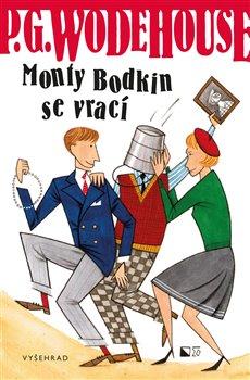 Obálka titulu Monty Bodkin se vrací