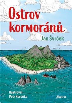 Obálka titulu Ostrov kormoránů